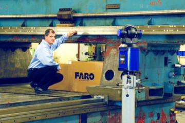 Faro Laser Measuring & Aligning Systems